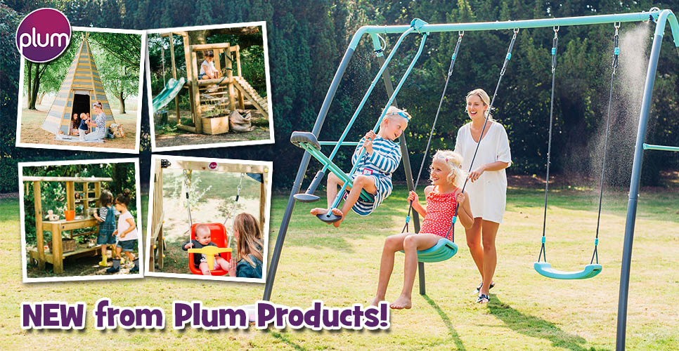New from Plum!