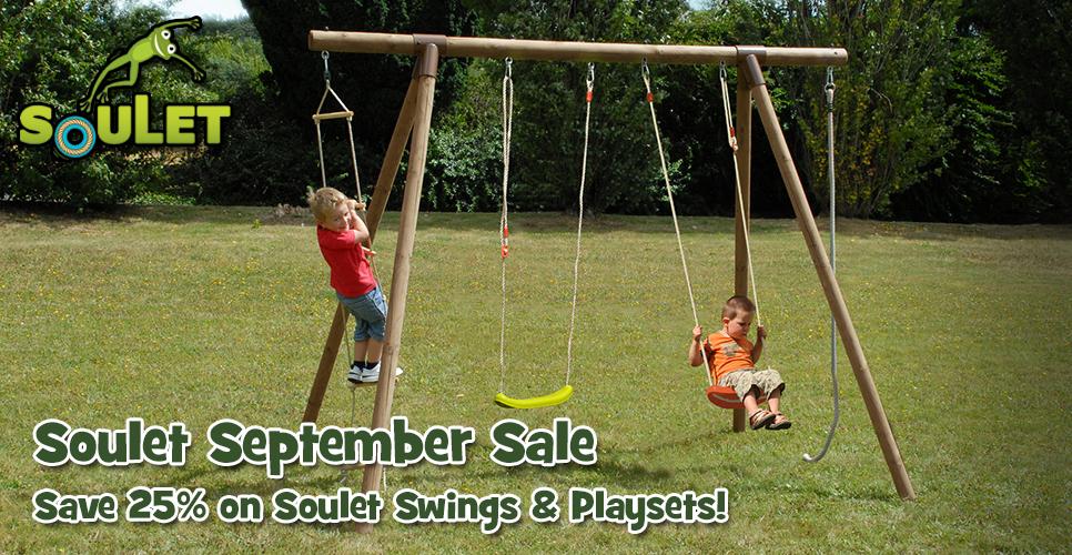 Soulet September Sale!