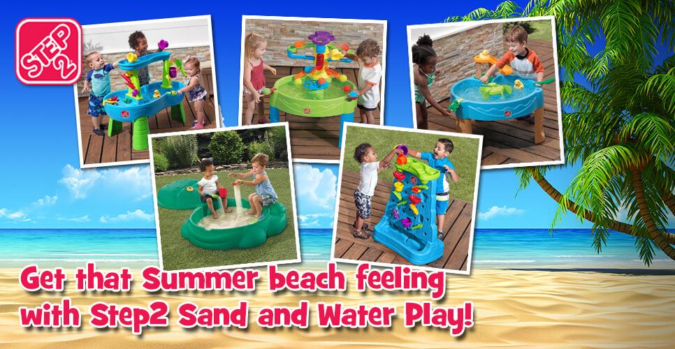 Step2 Summer Sand & Water