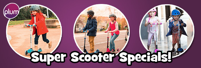 Super Scooter Specials
