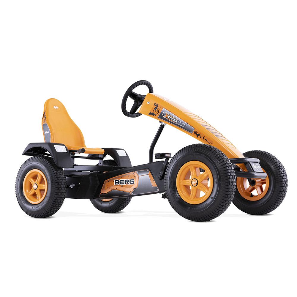 BERG Toys X-Cross BFR Pedal Go-Kart