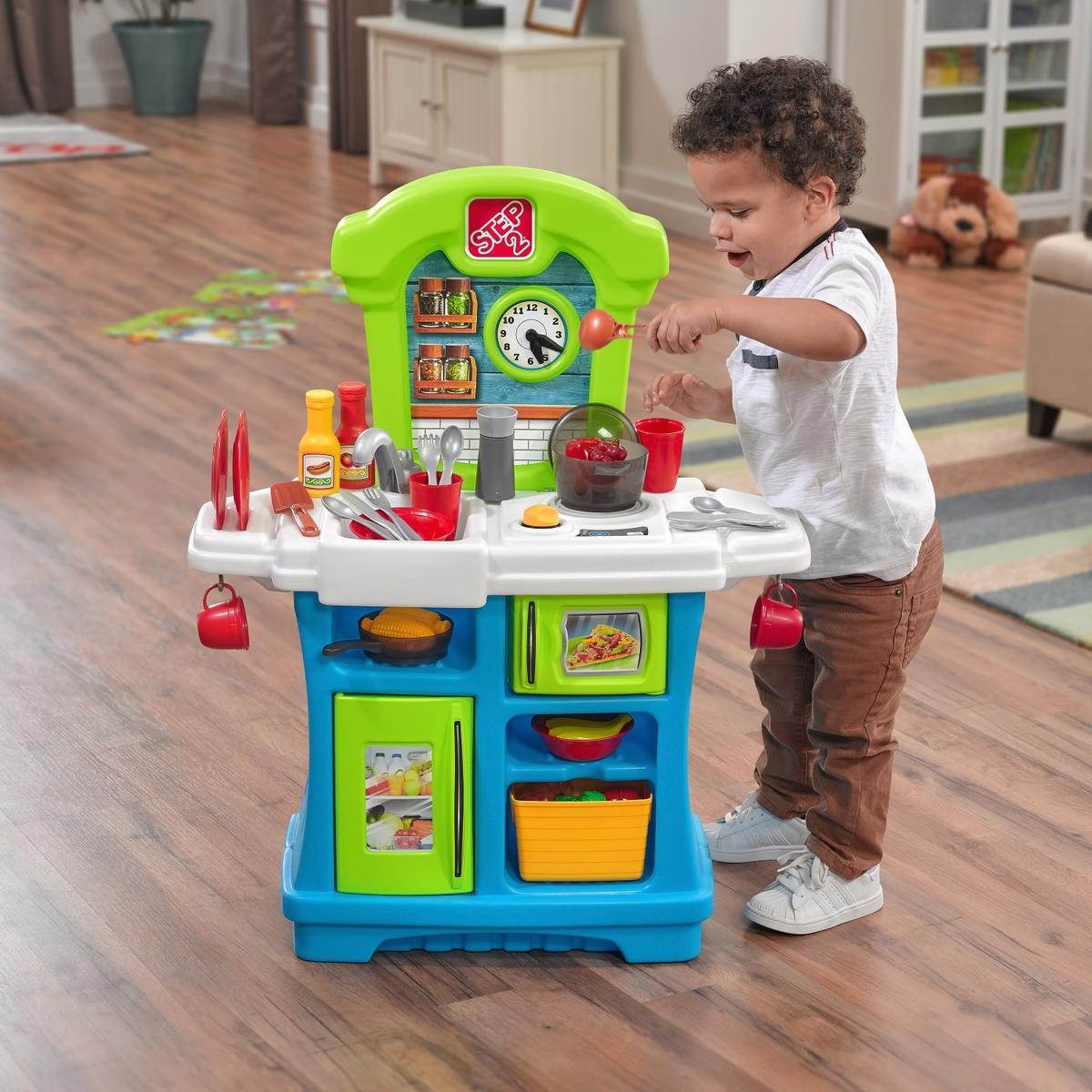 step2 little cooks kitchen uk step2 869000