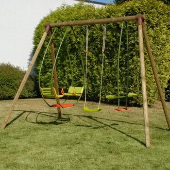 Soulet Garrigue Wooden Swing Frame