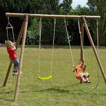 Soulet Piment Swing Set