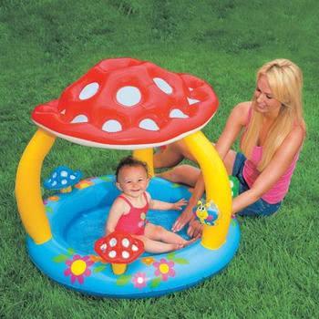 ATD Toys INTEX Mushroom Baby Pool