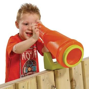 KBT Toys Telescope 'Star'- Orange