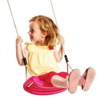 KBT Toys Blowmoulded Swing Seat- Pink PH