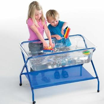 TP Rockface Sand and Water Table- Clear