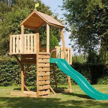 TP Kingswood 2 Tower with CrazyWavy Slide