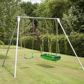 TP Double Giant Complete Swing Set #2