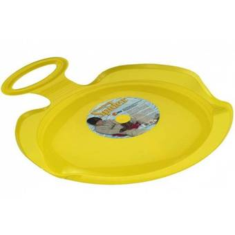 KHW Snow Spider Sledge - Yellow