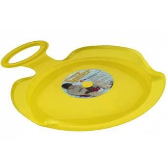 KHW Snow Spider Sledge - Yellow
