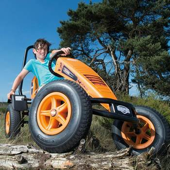 BERG X-Cross BFR Pedal Go-Kart