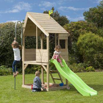 TP Forest Chalet with Slide