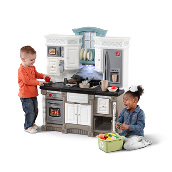 Plastic Play Kitchen exellent plastic play kitchen step 2 market place 9 intended ideas
