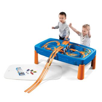 Hot Wheels Car & Track Play Table