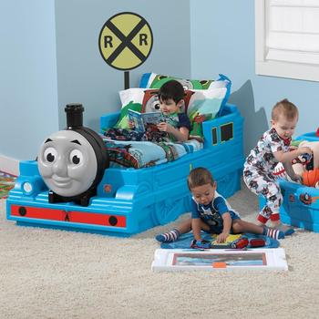 Step2 Thomas the Tank Engine Bedroom Combo