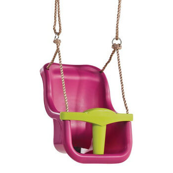 EXIT Toys Aksent Baby Seat - Pink