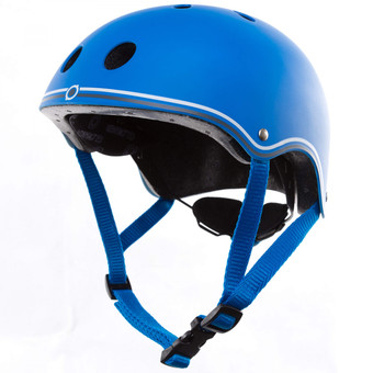 Plum Globber Junior Helmet - Blue