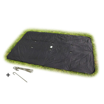 EXIT Toys Supreme Ground Level Weather Cover - Rectangular