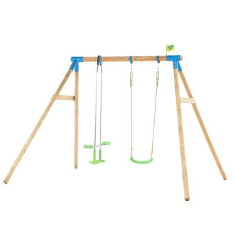 TP Nagano Double Swing Set