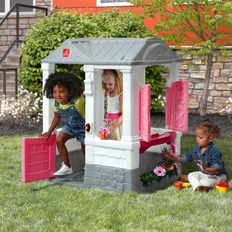 Step2 Courtyard Cottage - Pink