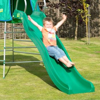 TP Green Crazywavy Slide Body