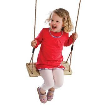 KBT Toys Pinewood Swing Seat