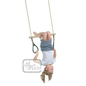 KBT Toys Trapeze Bar & Rings