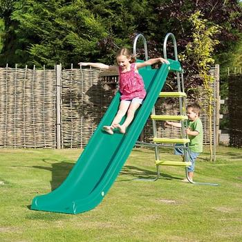 TP Green Rapide Slide & Stepset