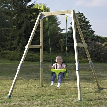 TP New Forest Acorn Growable Swing with Quadpod 2