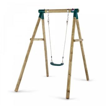 Plum BushBaby Wooden Swing Set
